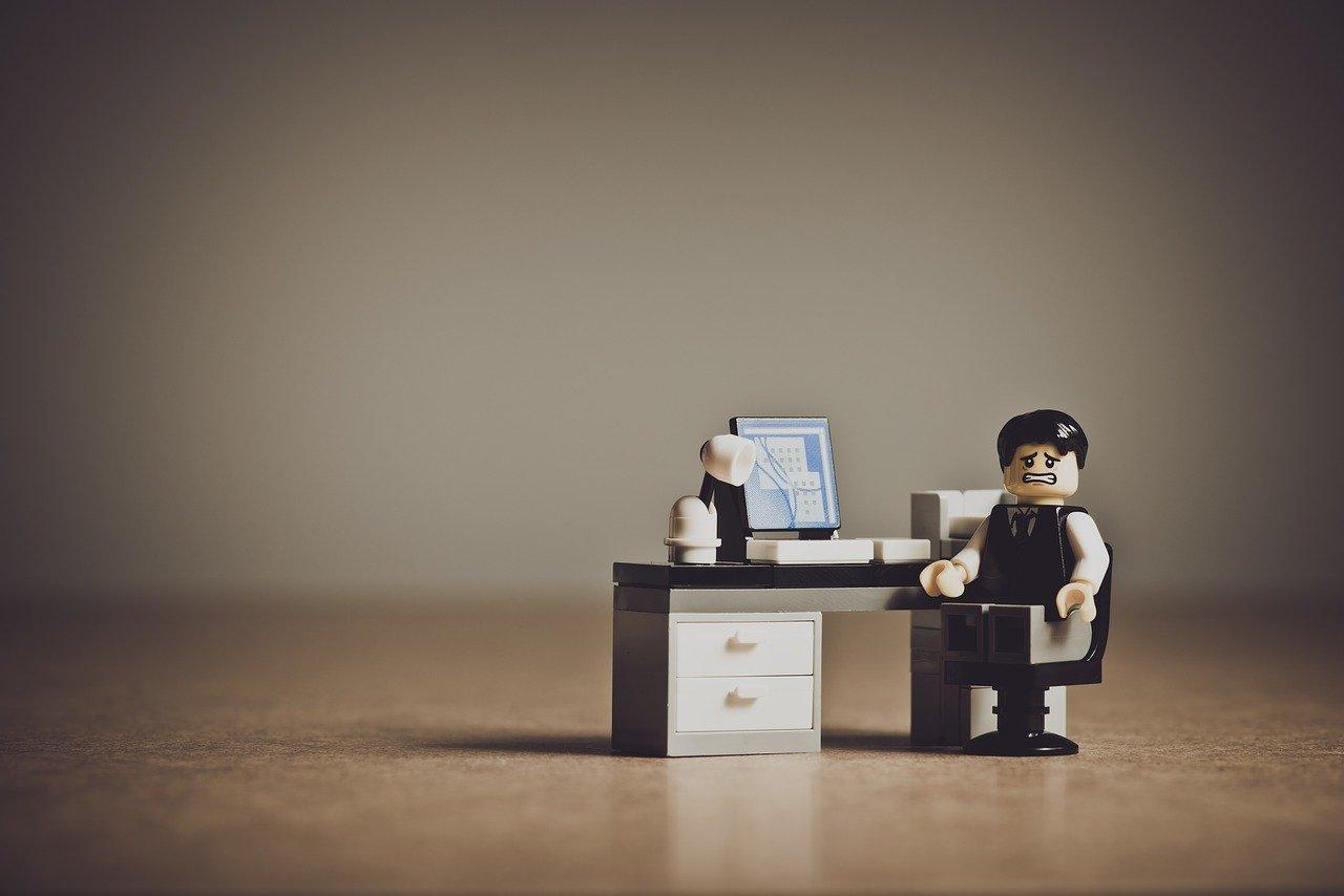 Werknemer met schulden