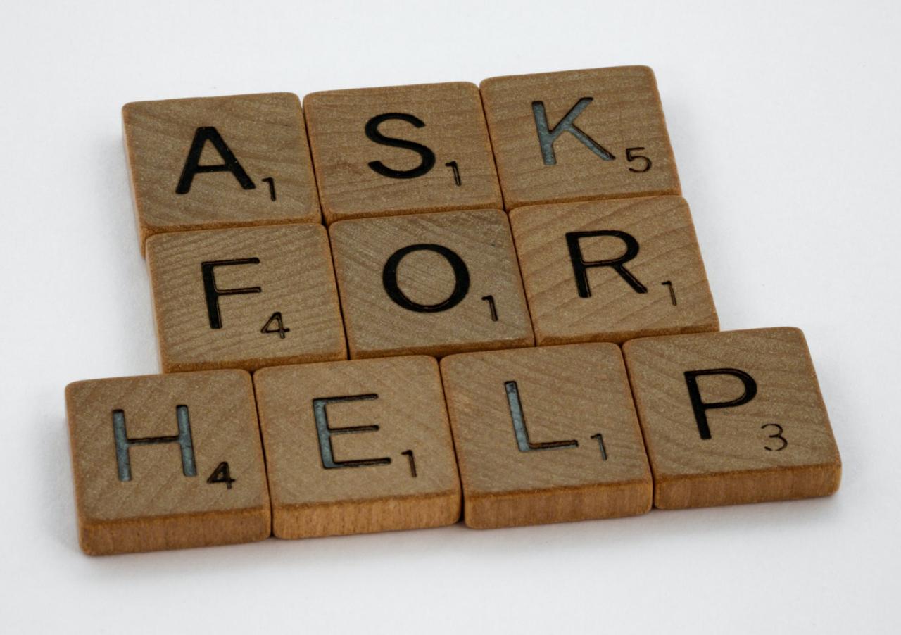 Hulp bij schulden aanvragen
